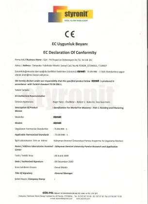 izolatie termica styronit 5
