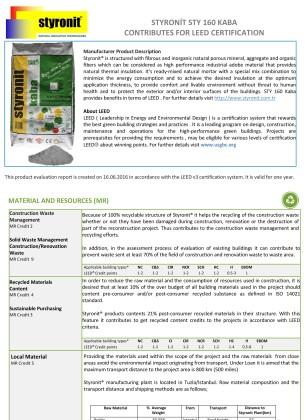 izolatie termica styronit 10
