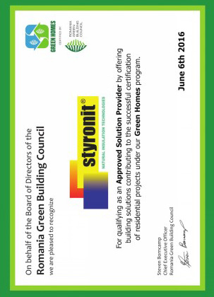 izolatie termica styronit 1